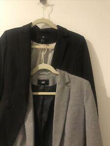 2x Blazers H&M Officewear Womens Size 8