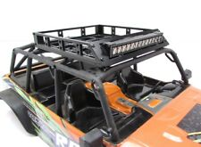 Gear Head RC White Trail Torch plus Rubicon Roof Rack Combo GEA1385