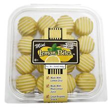 Upper Crust Bakery Mini Lemon Bites 32 CT 34 OZ