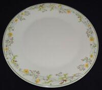 "Royal Doulton England Nicole Dinner Plate 10 3/4"" -Romance Collection Bone China"