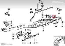 New BMW e36 320i m50, 323i, 325i, 328i, M3 Exhaust System Hanger 18301703634