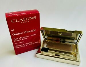 CLARINS Ombre Minerale Wet & Dry Long Lasting Mineral Eyeshadow - Auburn 07