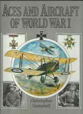 CAMPBELL: ACES AND AIRCRAFT OF WORLD WAR I (SZ306)