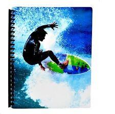 Spencil A4 Display Book 20 Pocket Surf 19695
