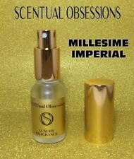 Millesime Imperial Luxury Cologne Clone By Scentual Obsessions 1/2oz 15ml