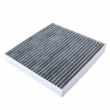 HQRP Activated Carbon Charcoal Air Cabin Filter replacement for FRAM CF10134