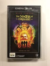 The Master Of Disguise VHS Tape English with dutch subs