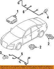 AUDI OEM Parking Aid Backup Back Up Reverse Proximity-Control Unit 8K0919475AA
