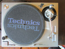 Technics SL-1200 MK5 silber Direct Drive Turntable