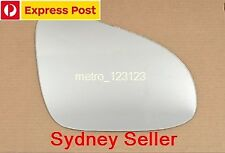 RIGHT DRIVER SIDE MIRROR GLASS ONLY FOR TOYOTA PRIUS C NHP10R 2012+