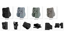 Pistolera estilo militar  rigida hi-capa GRIS modelo  GB-45-G  envio 24/48h