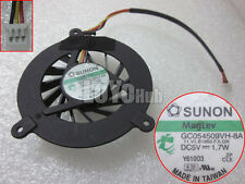 For ASUS A3A A3H A3E Cooling Fan GC054509VH-8A, 11.V1.B1860.F.X.GN DC5V 1.7W