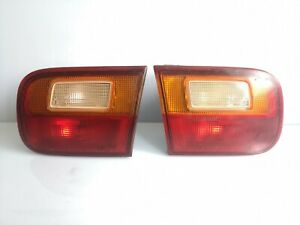 Honda Civic 92-95 SDN CUP Rear Tail Trunk Light With FOG Light X2 Dome lights