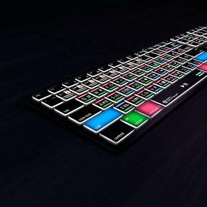 DaVinci Resolve 17 Keyboard - Backlit Mac or PC