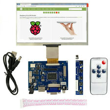 9 inch LCD Screen Display Monitor for Raspberry Pi + Driver Board HDMI/VGA/2AV