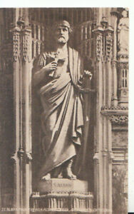 Hertfordshire Postcard - Cathedral St Alban from The High Altar Screen - TZ7080