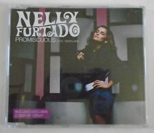 NELLY FURTADO feat TIMBALAND ~ Promiscuous ~ CD SINGLE