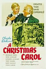 A Christmas Carol DVD 1938  Classic Charles Dickens Drama Movie Film Xmas