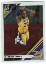 LeBron James 2019-20 Donruss Optic #60