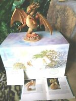 Hap Henriksen WYVERN, LAND OF LEGEND DRAGON FIGURINE, Ltd.Prdctn. NEW, w/Catalog