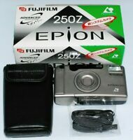 [N.MINT TESTED] FUJIFILM EPION 250Z APS Point & Shoot Film Camera Japan # 600