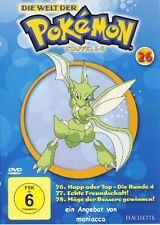 DIE WELT DER POKEMON 26 | 2. Staffel / 76-78 |  DVD #ZZ | Pokémon