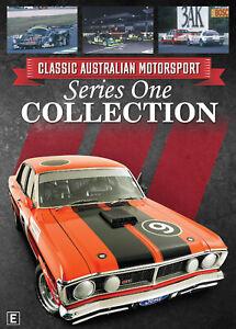 NEW Classic Australian Motorsport - Series 1 Collection (DVD, 6-Discs) *PREORDER