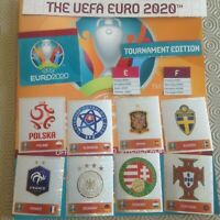 PANINI EURO 2020 TOURNAMENT EDITION STICKER COLLECTION 455  678 buy3 get 10 free