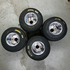 Go Kart Wheels, Go Kart Tires, Radio Flyer Wagon Tires, Complete Set of (4)