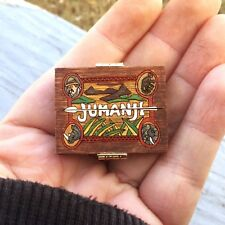 Miniature Jumanji Game Board Replica Prop- 1:12 Scale Artisan Dollhouse