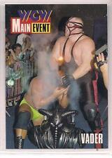 1995 Cardz WCW Main Event Vader