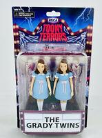 NECA The Shining: Toony Terrors The Grady Twins 6 inch Action Figures NIB