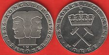 "Norway 5 kroner 1986 ""Anniversary of the Mint"" UNC"