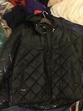 mens Nike NSW Italy jacket puffer down shiny quilted Jacket coat $850 L XL