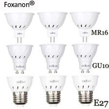 LED Bulb Spotlight 3W 5W 7W MR16 GU10 E27 2835 SMD Lamp 110V 220V 12V 24V Bright