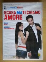 Scusa Ma Ti Chiamo Amore DVD audio italiano raoul bova quattrociocche moccia