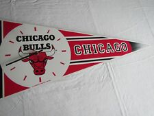 SIGN CHICAGO BULLS PENDANT WORKING CLOCK P&K PRODUCTS COMPANY 1987 NBA