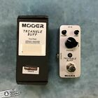 Mooer Triangle Buff Micro Fuzz Effects Pedal w/ Box for sale