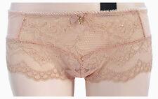 Gossard Superboost Lace Hipster Panty Slip Spitze Mesh Transparent Nude M 40