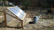 Mini-Greenhouse / Cold Frame w/ Auto Vent Option