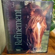 Pat Parelli's Savvy System Part 3 Refinement - Dual Format VHS+DVD - NEW Sealed