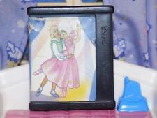 Fisher Price Loving Family Dream Dollhouse TV VCR DVD VHS Tape Ballet Video RARE