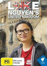 Luke Nguyen's United Kingdom NEW R4 DVD