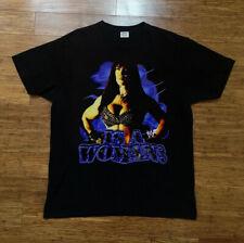 CHYNA WWF WWE Wrestling Best Man for Job TShirt gildan shirt top