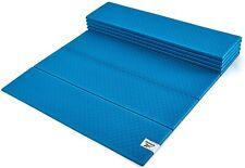 NEW Reebok Folded 6mm Yoga Mat 180x60cm Exercise Home Fitness Gym