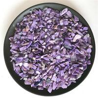 Charoite Ore Crushed Gravel Stone Chunk Lots Degaussing Chakas Healing lovely