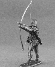 ENGLISH ARCHER. AZENKUR, 1415 Tin Soldiers 54mm 1/32