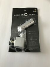 Project-O-Rama LED indoor plug in night light projector 1 slide incl