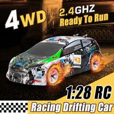 WLtoys K989 RC Car 1/28 2.4G 30KM/H High Speed 4WD Sport Racing Drift Kids Gift