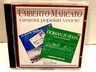 UMBERTO MARCATO - CANZONI POPOLARI VENETE - CD 2005 NUOVO E SIGILLATO